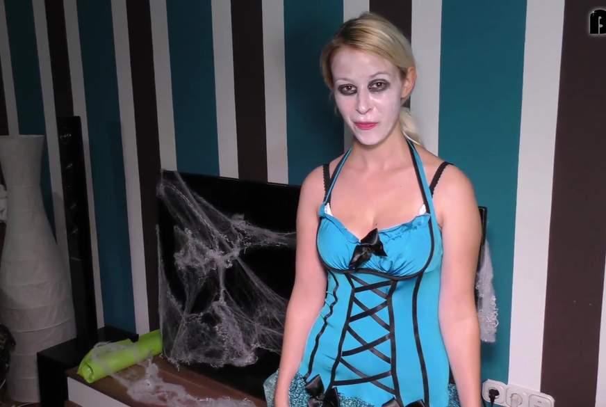 Böser Halloween f**k A*