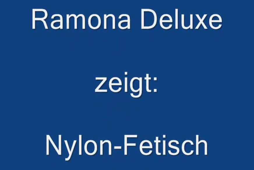 NYLON-FETISCH-DIRTY-TALK !!!