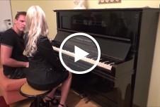 klavierschülerin gefickt, da sie geld vergessen hat um die stunde zu bezahlen. mega geile sau