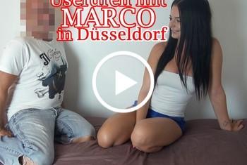 USERDREH mit Marco in Düsseldorf