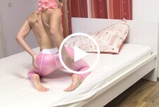 pink leggins