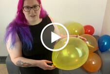 Stiefs*******r macht sich über deine Ballons lustig