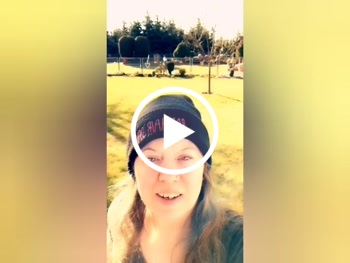 Jeannybitch: Geiler outdoor Natursekt