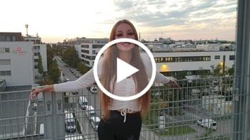 P**s über den Dächern Münchens!!! Zu dreist?!