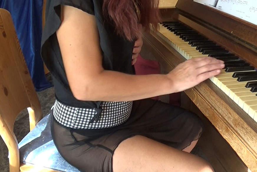 Meine Pianostunde