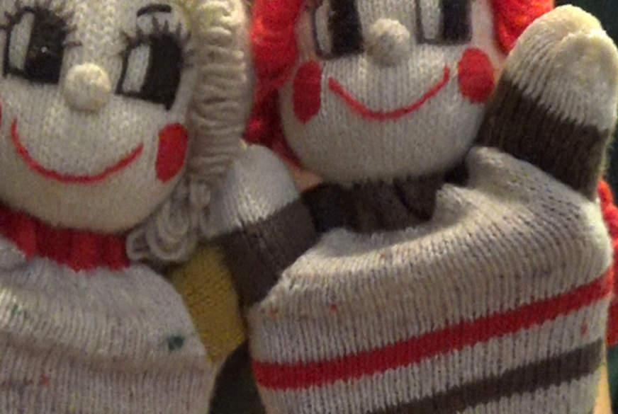 j**king handpuppets