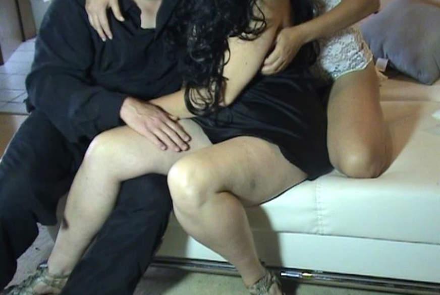 2 Hausfrauen wollen Sex