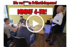 Die v******te Frühstückspause! MMMF 4-ER!