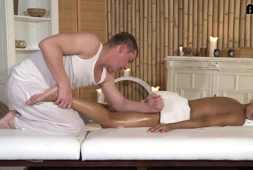 Wtf So eine Massage wirkt Wunder
