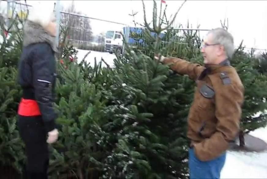 Der Baumverkäufer Teil1