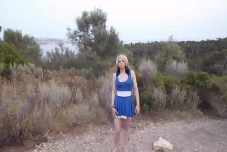 Geil zeigen und p****n auf Mallorca