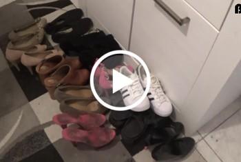 Download: MariellaSun - Clogs Footjob