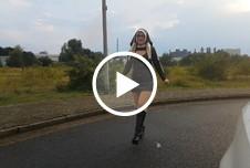 Spermageile Wetlook Nonne!