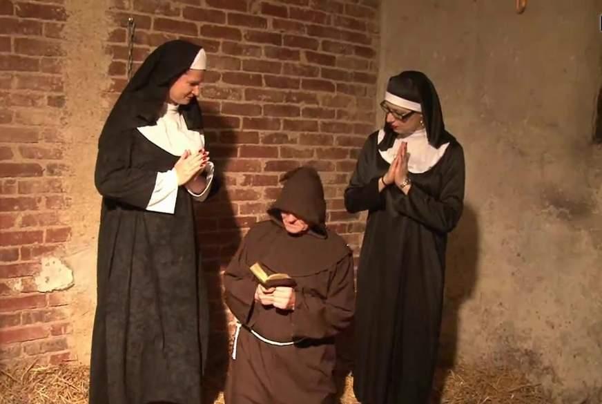 S*****zgeile Klosterschwestern Part 1