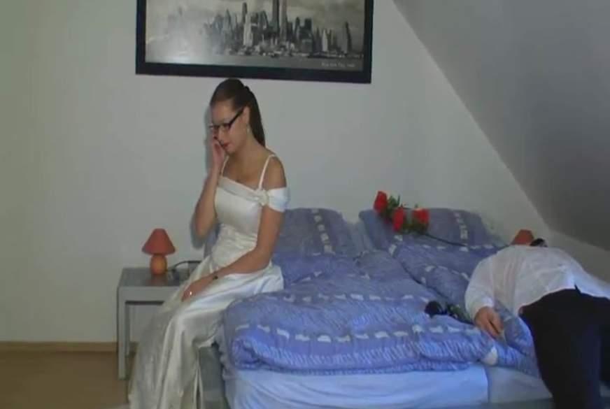Die v******te Hochzeitsnacht