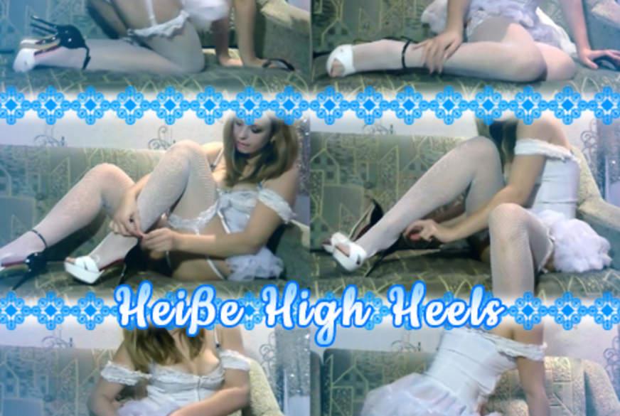 Heiße High Heels