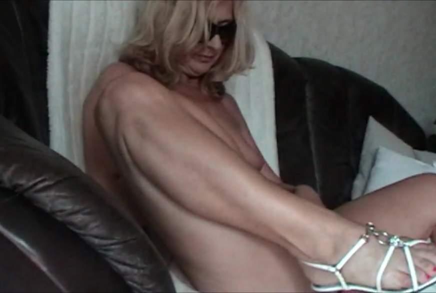 Sexy Beine das Shooting