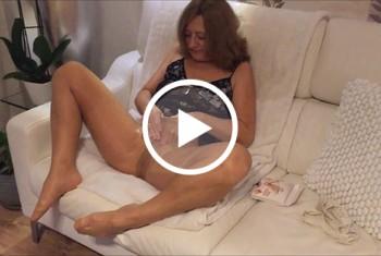 angelgrazia06: Reife Mädchen tragen gerne Strumpfhosen