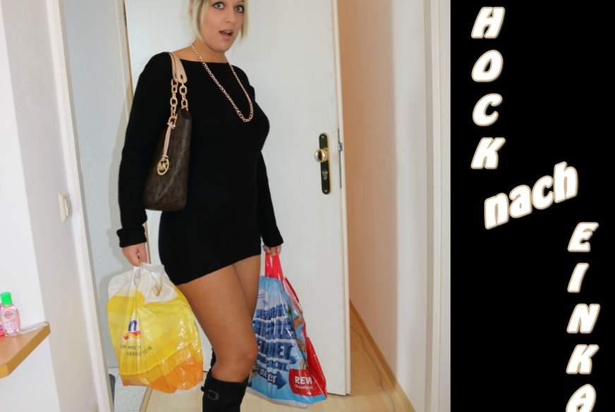 SCHOCK nach Einkauf...!