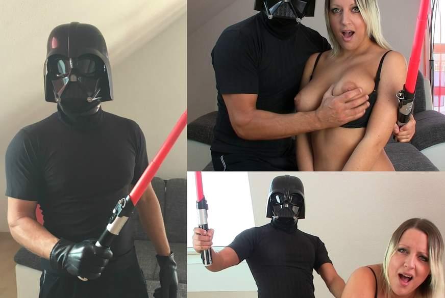 Darth Vader trifft Sexbombe