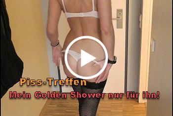 LissLonglegs: Piss-Treffen I Mein Golden Shower nur für ihn!