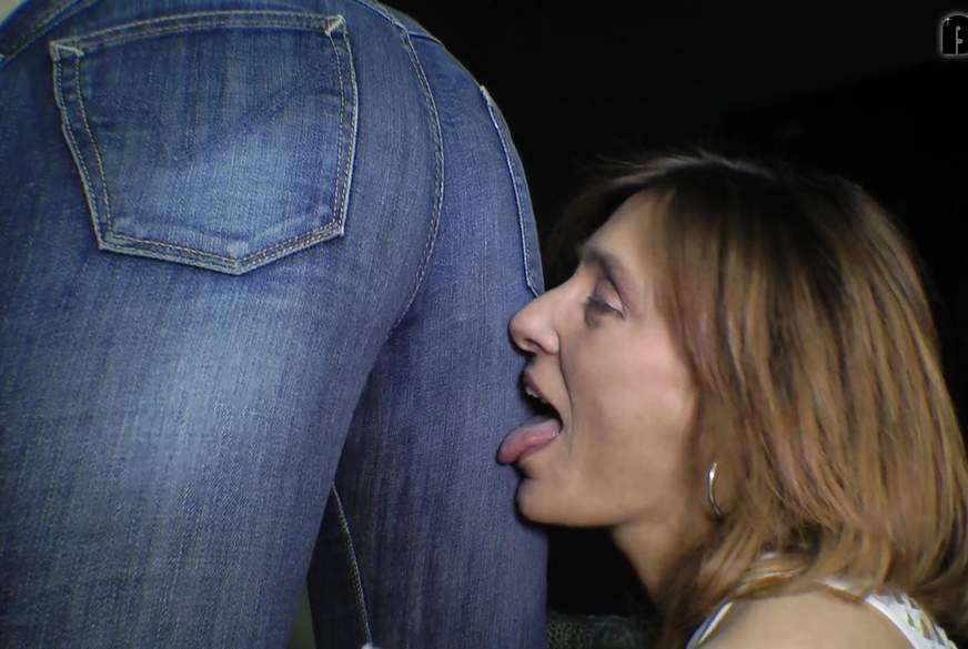 Jeans-Fetisch-Userwunsch