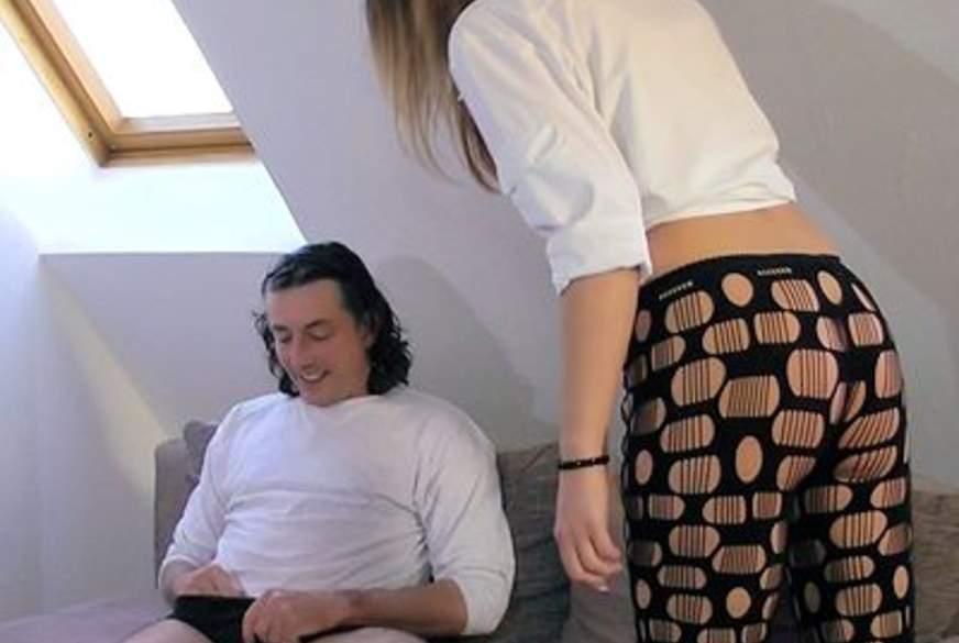 Beim W*****n erwischt! - C******e
