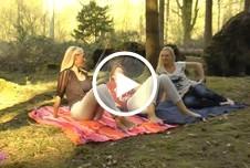 Fick-Orgie im Wald