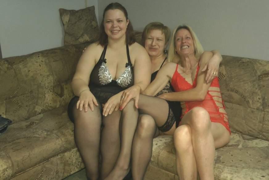 S****a von einem User für 3 Frauen