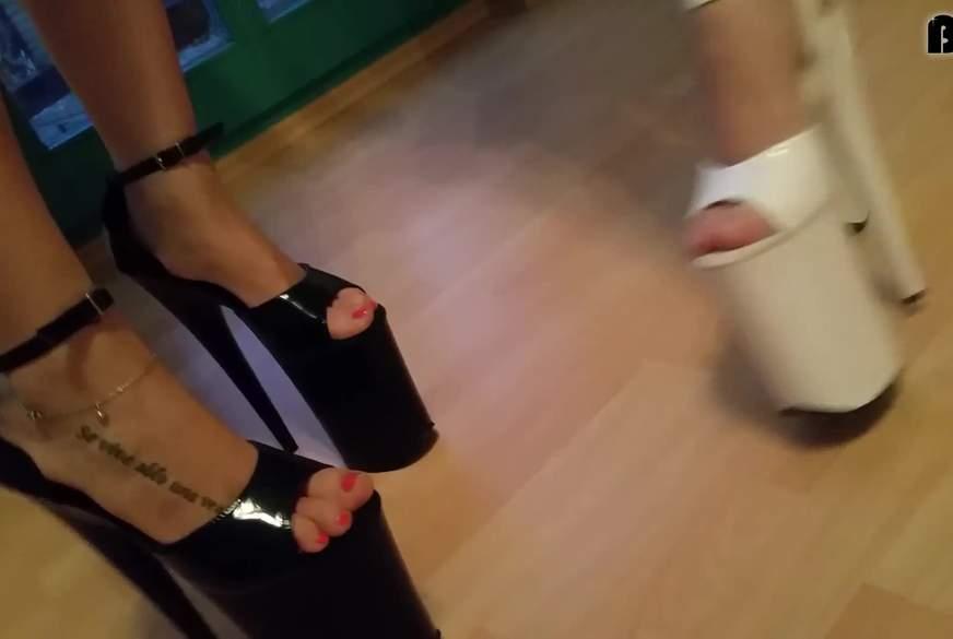Extreme Heels :)