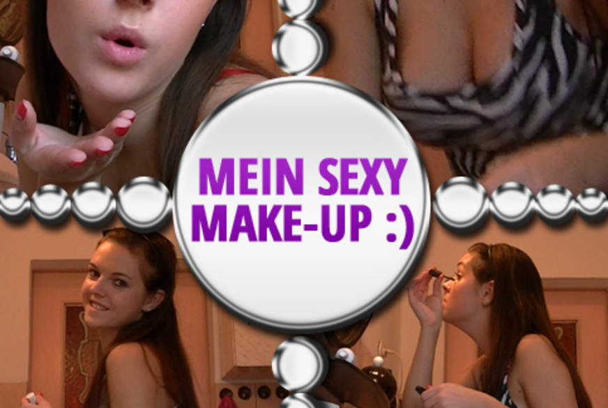 Mein sexy Make-up :)