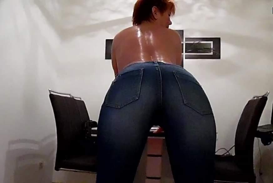 natursekt durch die jeans