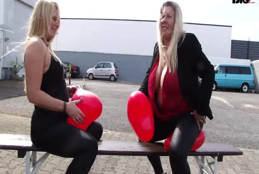 Luftballon P**ping