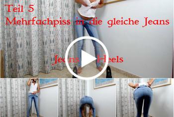 lyn: Jeans und Heels