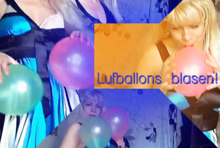 Lufballons b****n!