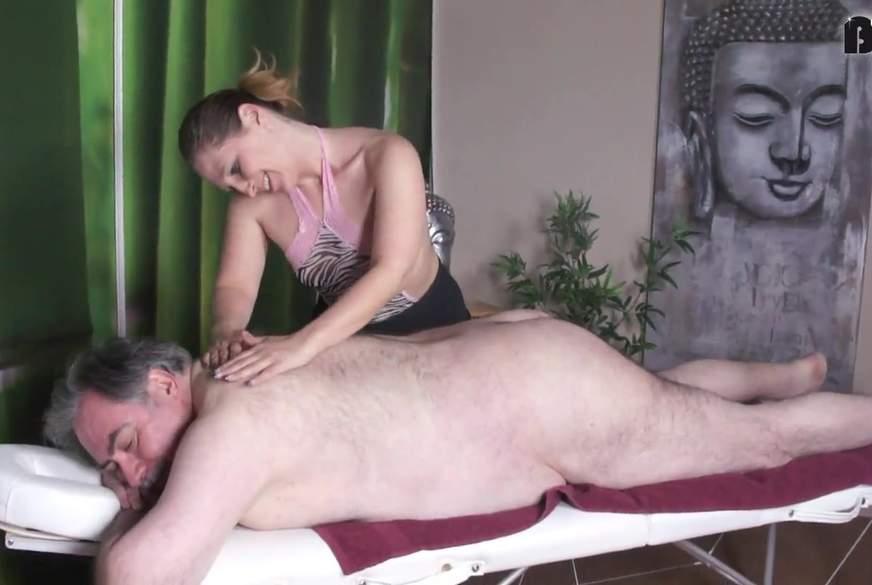 C*****t nach der Massage