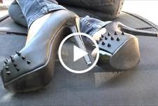 Wunsch : Jeans und Killer Heels