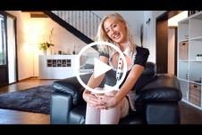 Bewerbungsvideo als sexy Putzfrau