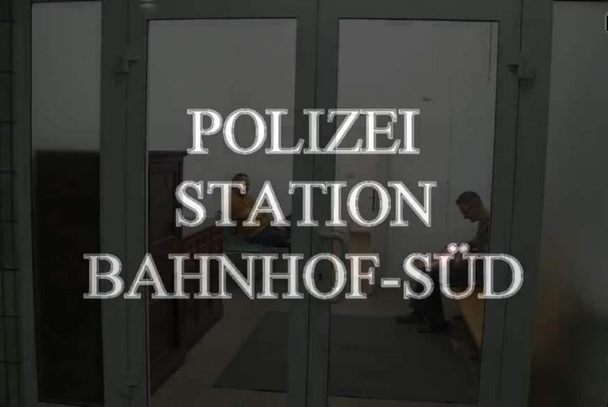 Polizei Station Bahnhof Süd