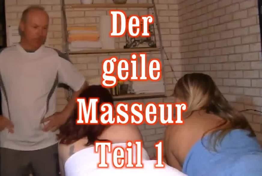 der geile Masseur T1