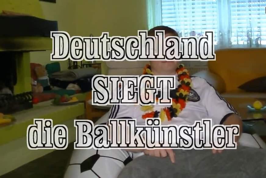 Deutschland siegt