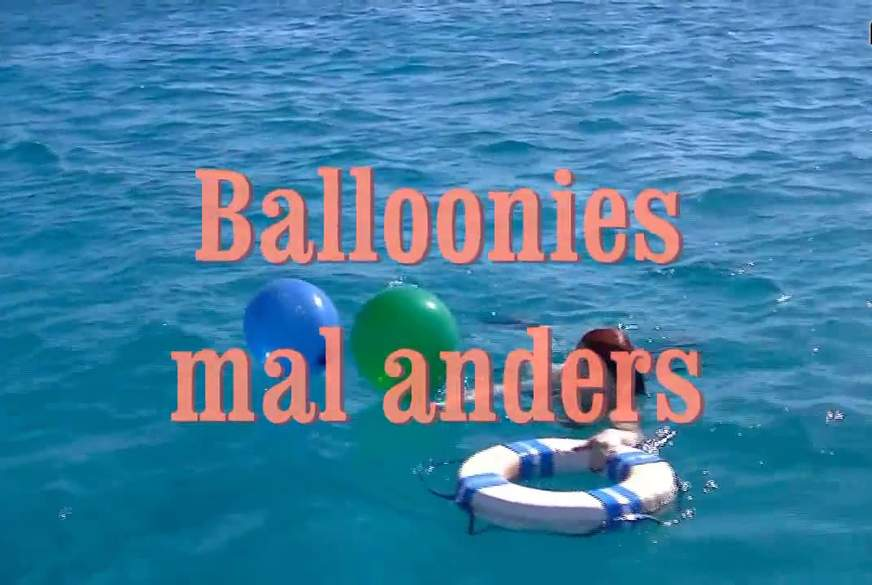 Balloonies mal anders