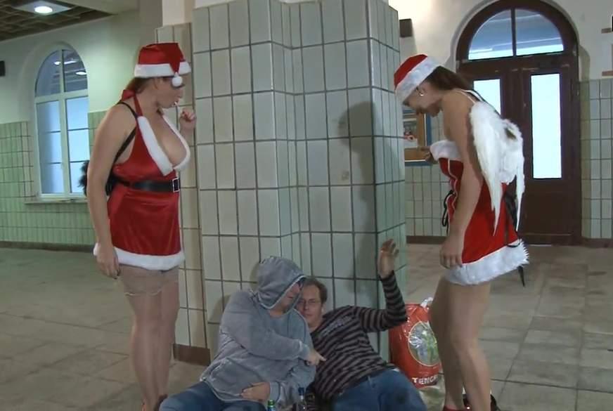 Weihnachtsengel für die P****r 1