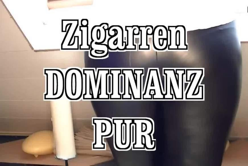 Zigarren - DOMINANZ PUR -