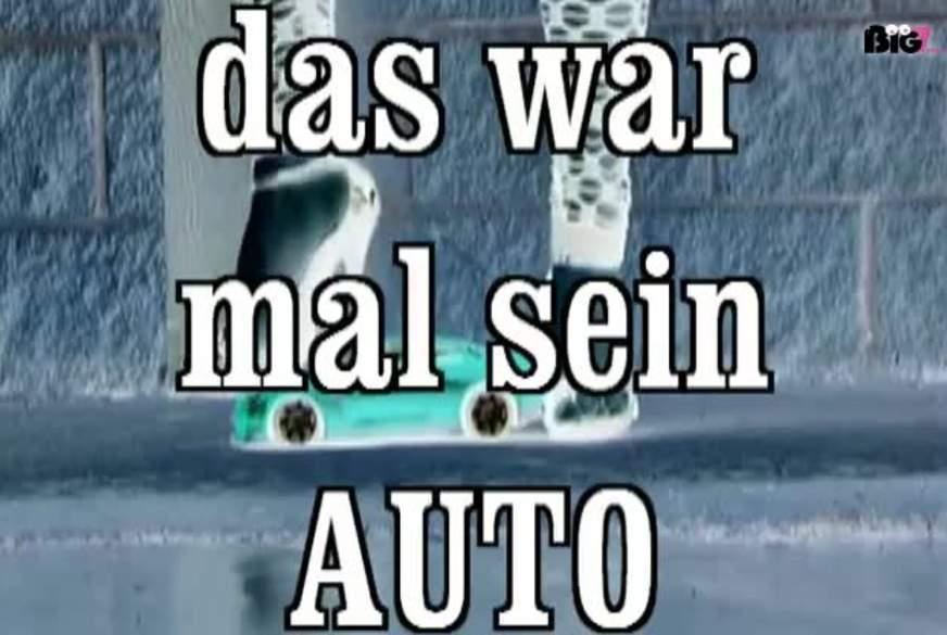 C******g - das war mal sein auto