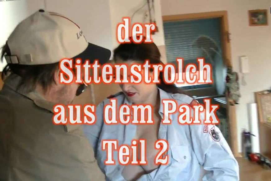 der Sittenstrolch aus dem Park 2