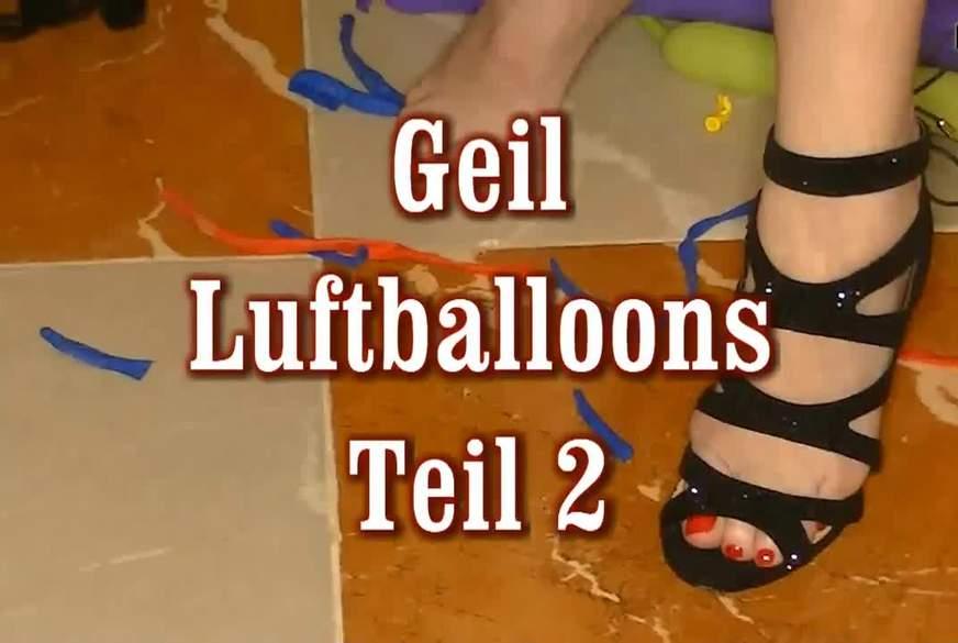 Geil Luftballoons 2