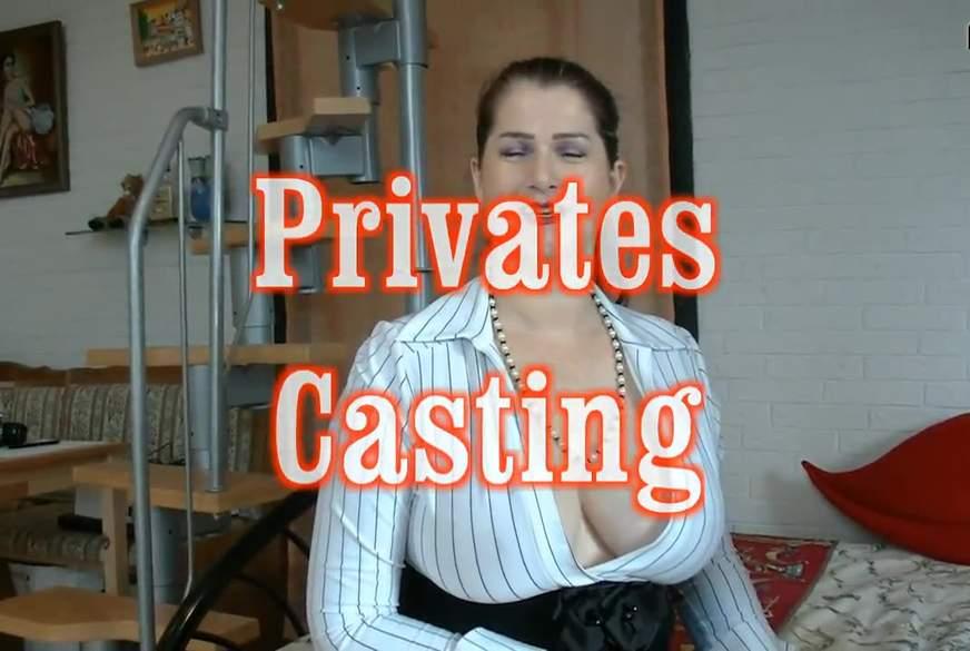 privates Casting