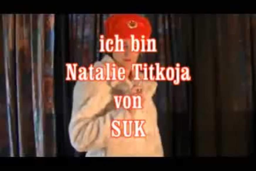 ich bin Natalie Titkoja vom suk