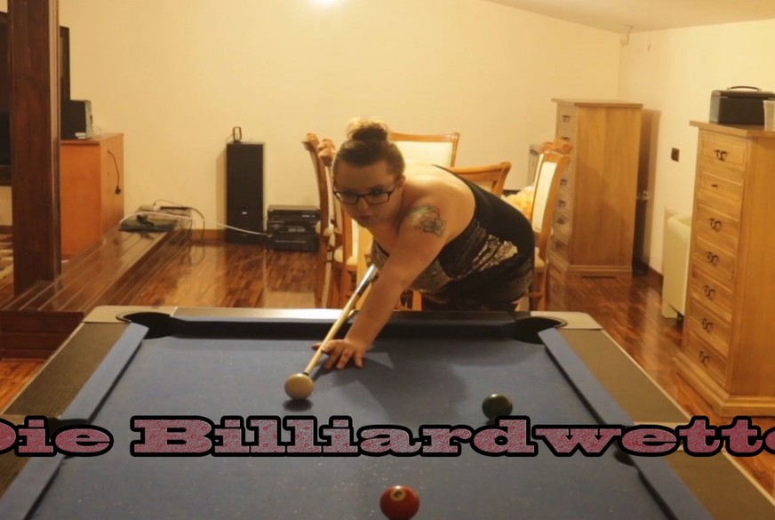 Die Billiardwette